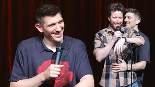 Kid From Audience Tries Joke On Stage   Andrew Schulz   Stand Up Comedy