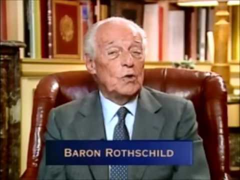 Guy de Rothschild interview - The World Show with Robert Scully