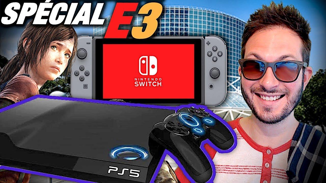 Des infos PS5, la Switch ambitieuse, Last of Us le record...