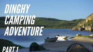 2 Night Dinghy Camping Adventure - Overlanding Camping 4x4 Expedition