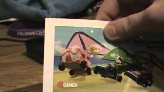 Mario Kart 7 3ds Skin Install