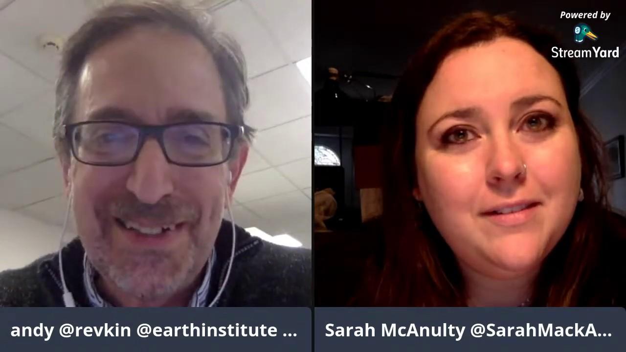 With Coronavirus School Closures, Skype A Scientist