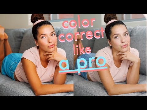 HOW TO Color Correct in Adobe Photoshop (Vibrant + Clear) | Editing Tutorial for Beginners thumbnail