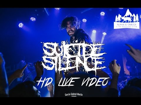 Suicide Silence - Cease To Exist 2016 (HD LIVE VIDEO)
