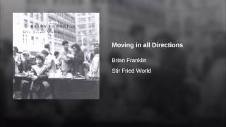 Moving in all Directions