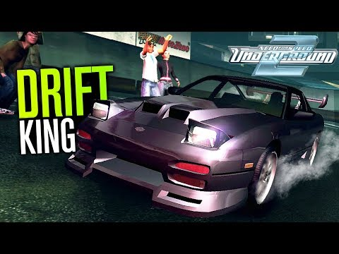 Need For Speed Underground 2 - The REAL Drift KING! (Let's Play Part 4)
