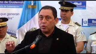 Suman once capturas por muerte de policías en Salcajá, Quetzaltenango