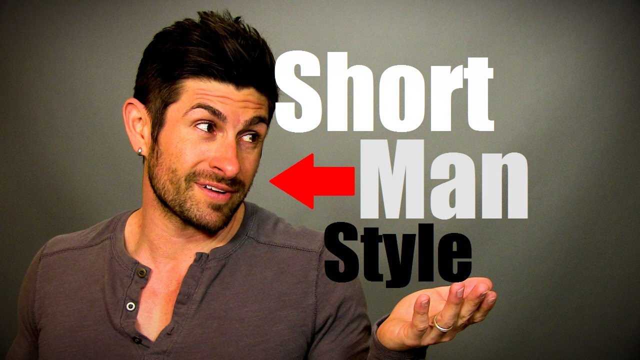 Style and Life Advice For Short Men Perspective From A