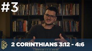 2 Corinthians 3:14-15    Our Veiled Bibles (#3)    David Bowden