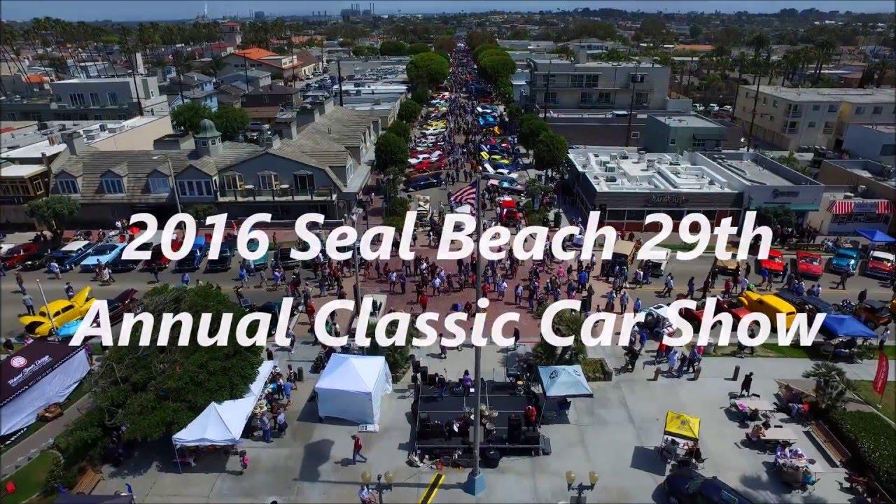 Seal Beach Classic Car Show YouTube - Seal beach car show