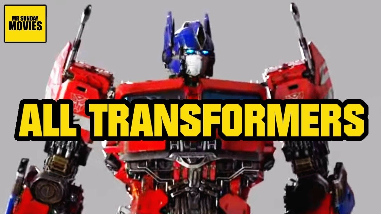 All Transformers in Bumblebee