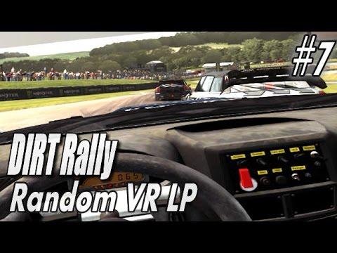 """Oculus Rift CV1 - DIRT Rally - #7 """"That wasn't too hard"""""""