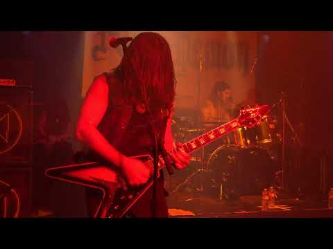 """NIGHT DEMON """"Evil Like A Knife"""" (Official Live Video)"""