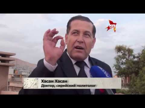 Сирия с надеждой смотрит в небо: российская авиация нанесла удары по позициям террористов