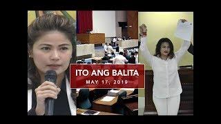 UNTV: Ito Ang Balita (May 17, 2019)