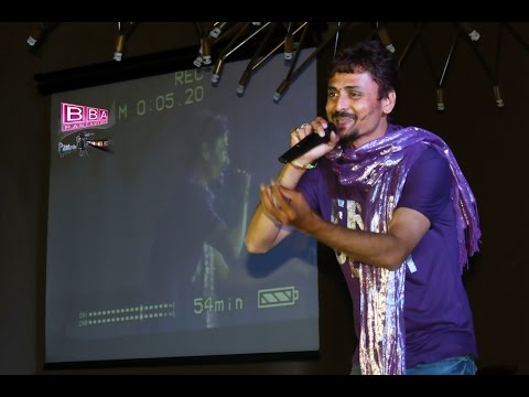 shree krishna luitel (comedy bokedaari) NRN night bangkok