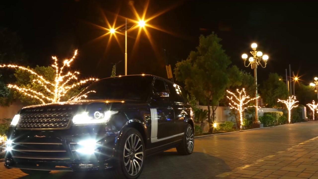 300 000 Lumma Startech Supercharged Range Rover Autobiography