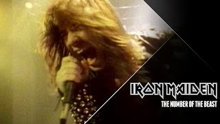 iron maiden the number of the beast official video
