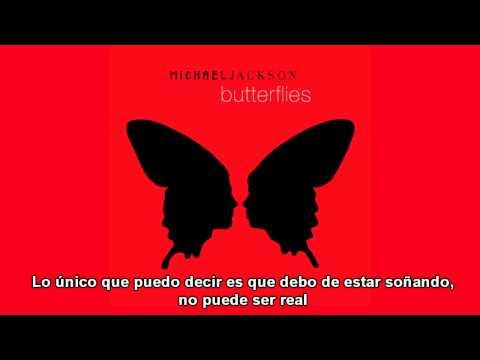 Michael Jackson Butterflies subtitulos en español