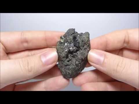 Minerales de Colección - Allanita (La) - Burguillos del Cerro - Badajoz - Extremadura - España