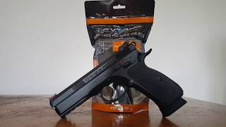 CZ 75 SP 01 SHADOW - Holster Cytac