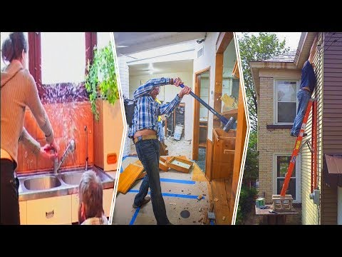 Funniest Repairing and DIY Fails