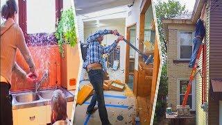 Funniest DIY and Repairing Fails