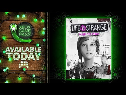 Xbox Game Pass   Life is Strange Before the Storm thumbnail