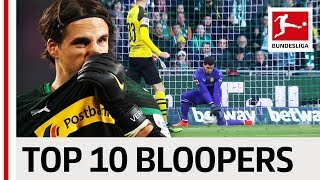 Top 10 Goalkeeper Bloopers 2018/19