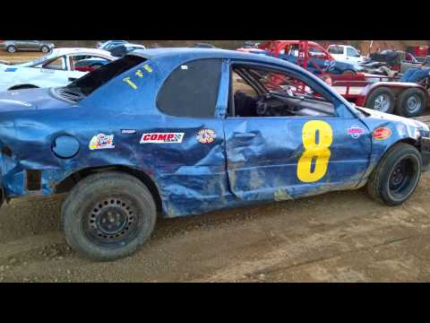 CAMDEN SPEEDWAY RACING | 1ST NIGHT |  4-11-2015