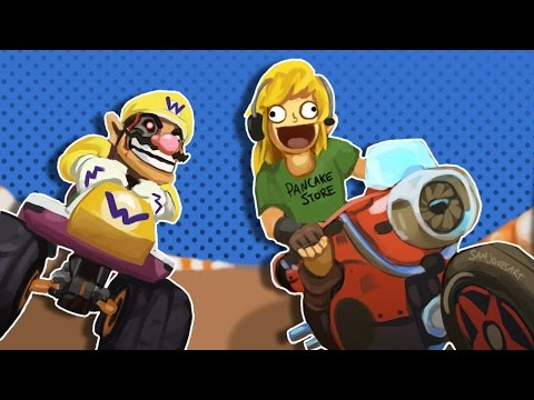 Mario Kart 8 Funny Rage Moments! IF YOU AINT FIRST YOU'RE LAST!