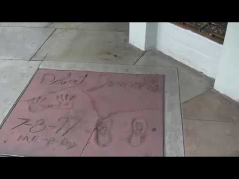 LA part 13 of 17 - Grauman's Chinese Theatre, Hollywood