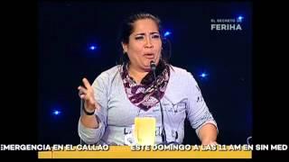 Katia Palma cantó a dúo con Ana Gabriel de Yo Soy