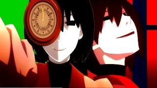 Owarimonogatari Episode 3 終物語 Anime Review - Sodachi Riddle = TRAFFIC LIGHTS REVEAL ENDGAME!