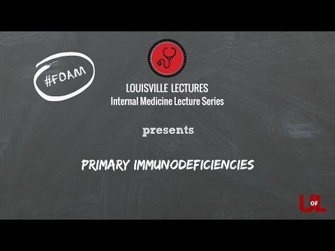 Primary Immunodeficiencies with Dr. Lee