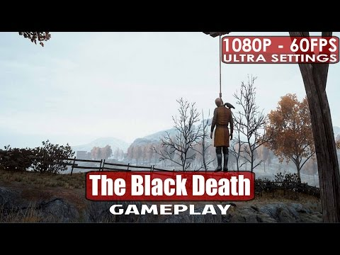 The Black Death gameplay PC HD [1080p/60fps]