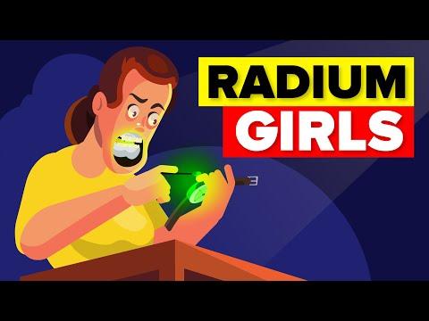 Horrifying True Story of America's Deformed Radium Girls