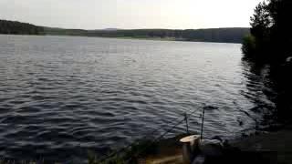 Риболовля на спортивній р. в Ревда