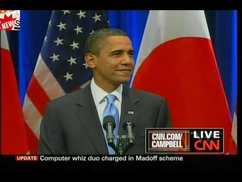 Part 1| President Obama Speaks In Japan
