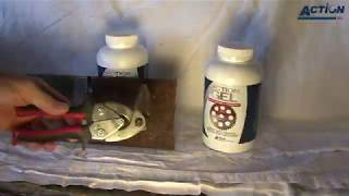 Rust Removal gel time lapse