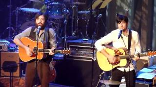 "The Avett Brothers ""The Once And Future Carpenter"" - Americana Music Awards, 10/13/11."