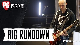 rig rundown a perfect circle