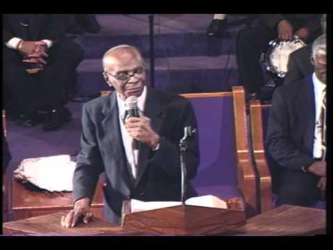 """Bishop Williams L Bonner - """" THE IMMUTABLE GOD """""""