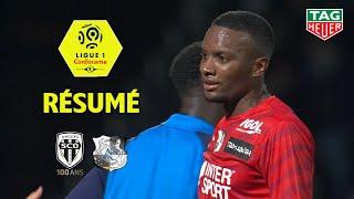 Angers SCO - Amiens SC ( 1-1 ) - Résumé - (SCO - ASC) / 2019-20