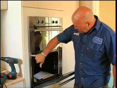 DIY Oven Installation  YouTube
