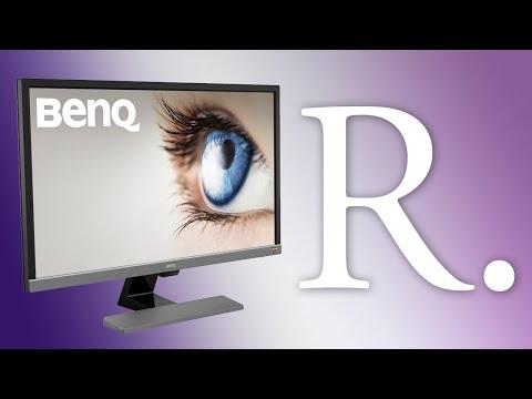 Review: BenQ 4K HDR EL2870U monitor