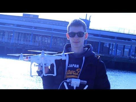 UN DRONE À LA MER ! Vlog Boulogne-sur-Mer 🌊