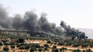 Авиаудары по Сирии и миллион от Австрии | Итоги дня | 04.09.18