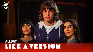 Allday and The Veronicas cover Joni Mitchell 'Big Yellow Taxi' for Like A Version