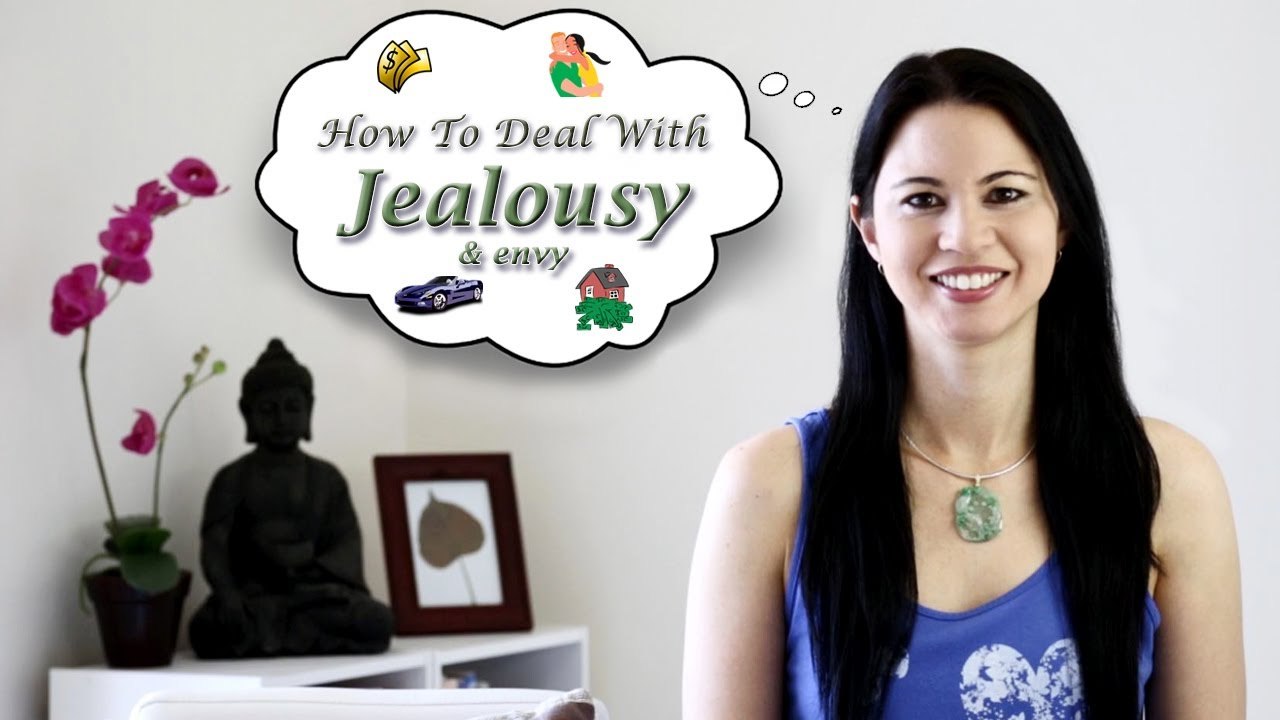 how to overcome jealousy at work